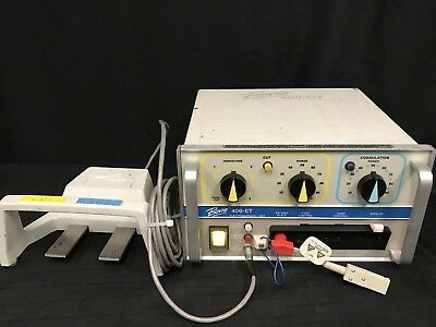 Bovie 400-ct Electrosurgical Unit With Foot Switch