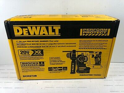 Dewalt Dch273b 1 Sds Rotary Hammer Bare Tool Only New