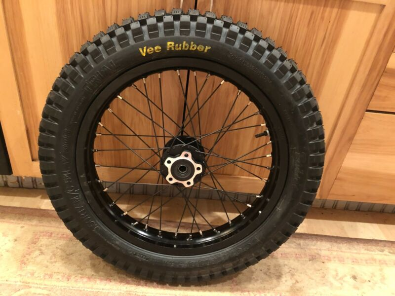 """Surron or Segway 17"""" wheel and tire"""