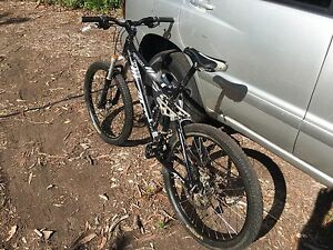 Giant AR2 dual suspension mountain bike Turramurra Ku-ring-gai Area Preview