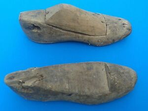 Poland - vintage Wooden (Shoetrees-hooves) to boots from the interwar period. - <span itemprop='availableAtOrFrom'>Skierbieszów, Polska</span> - Poland - vintage Wooden (Shoetrees-hooves) to boots from the interwar period. - Skierbieszów, Polska