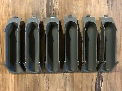Vendstar 3000 Candy Chutes Lot Of 6 Original Bulk Candy Vending Machine Parts