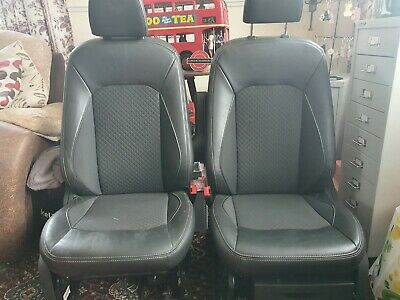 Ford Ecosport Leather Seats