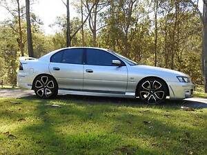 Supercharged 2004 HSV Clubsport Sedan Kilcoy Somerset Area Preview
