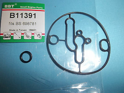 New Bbt Carburetor Gasket Set Fits Briggs 698781 11391 Btt