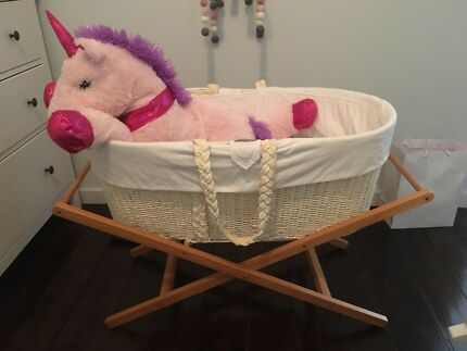 Various Baby Items - Moses basket / Change table & more...