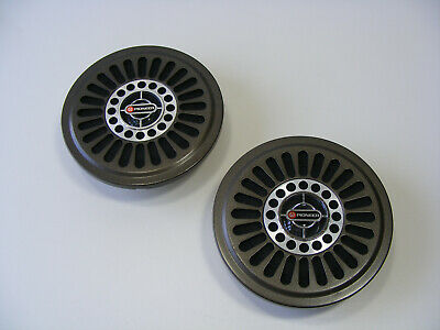 2x 70's Pioneer TS-121 Vintage Car Audio Speakers Door / Rear-deck Oldtimer HiFi for sale  Shipping to South Africa