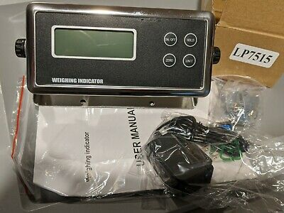 Replacement For Op-902 Lp7515 Digital Display Head Animal Scale Chute Scale