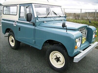 Land rover series 3 ,88inch