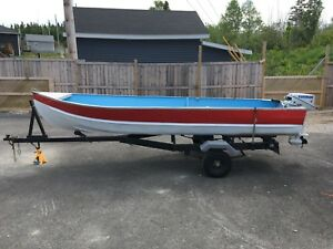 New Price!!!   For Sale: Boat, motor and trailer