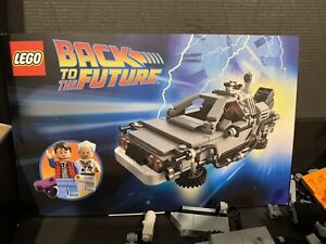 LEGO Back to the Future - Retired / Ideas