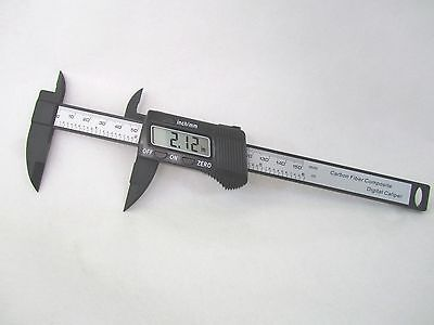 New Lcd 6 150mm Composite Digital Caliper Electronic Vernier 175