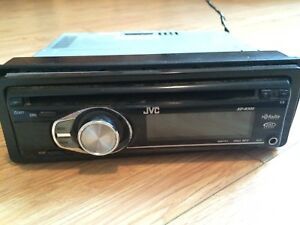 Jvc car stereo deck AUX CD player