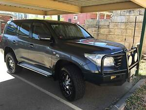 2008 Toyota LandCruiser GXL V8 Diesel Auto Wagon Leeming Melville Area Preview