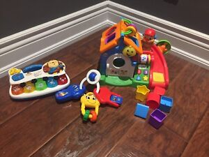 Lot of 3 baby toys