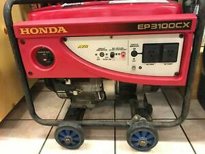 Honda EP3100CX Generator Darwin CBD Darwin City Preview