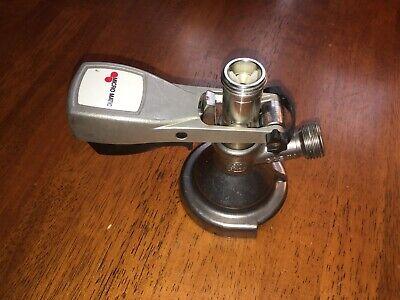 Beer Keg Coupler Tap System U Micro Matic Metal Handle - Parts