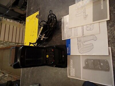 Motorola Mc67 Barcode Scanner Wcharger And Battery Read