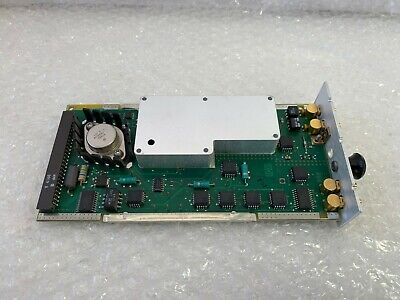Board 89410-66560 For Hp 89410a Dc - 10mhz Vector Signal Analyzer Used A60