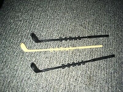 (3) Vintage Advertising Swizzle Sticks Doral Country Club Golf Clubs Black&White](Golf Swizzle Sticks)