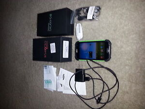 Samsung t bay tell phone in excellent shape $ 80 firm no less