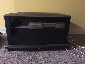 Small JVC tv stand