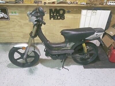 1999 Derbi Variant Revolution Moped Parts Bike. As Is .