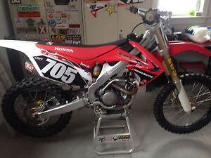 2010 Honda crf 250