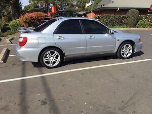 2001 Subaru wrx Beverly Hills Hurstville Area Preview