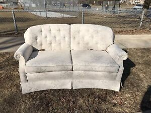 Free love seat / sofa / couch