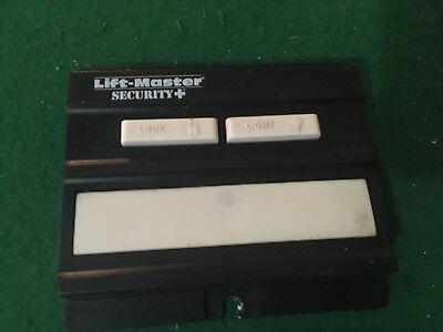 Liftmaster Security+ Garage Door Opener Wall Control Console Security Garage Door Opener