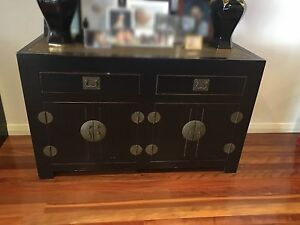 Oriental Style Cabinet Cairnlea Brimbank Area Preview