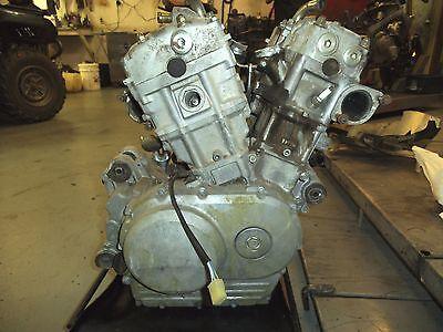 HONDA PC800 PACIFIC COAST ENGINE MOTOR RUNS GOOD 97-PC-800 PC 800 33K 1997 jh