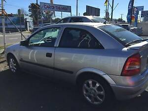 2003 Holden Astra Hatchback AUTOMATIC , Good Rego great car Long Jetty Wyong Area Preview