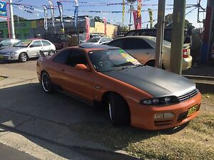 1993 Nissan Skyline GTS T auto full power options free warranty Canley Vale Fairfield Area Preview