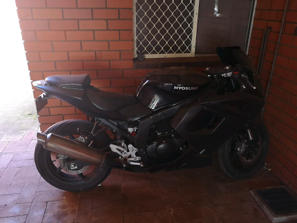 2010 hyosung 250gt Katanning Pallinup Area Preview