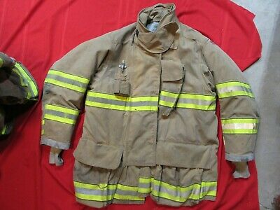 Mfg. 2011 Globe Gxtreme 48 X 35 Firefighter Turnout Bunker Jacket Fire Rescue