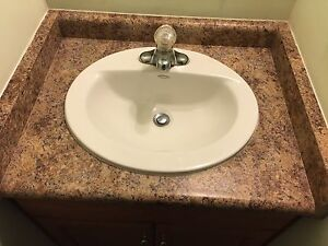 Bathroom Sinks Kijiji vanity | kijiji in london. - buy, sell & save with canada's #1