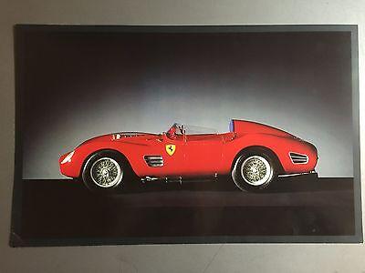 1959 Ferrari 250 Testa Rossa Spider Print, Picture, Poster RARE!! Awesome L@@K
