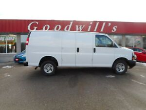 2018 Chevrolet Express 2500 2500! CARGO! PREVIOUS DAILY RENTAL!