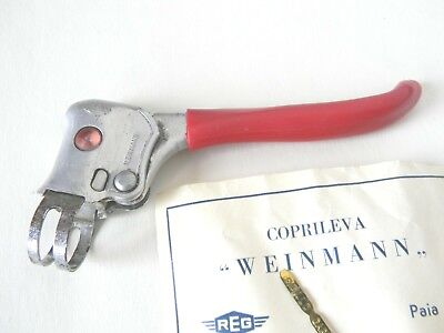 NOS NEW Weinmann Vintage Bicycle Red Brake Pads With Bolt /& Nut Qty 10