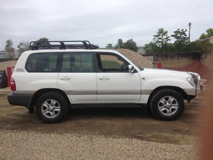 2004 Toyota LandCruiser SUV Cairns Cairns City Preview