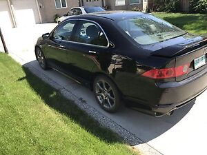 2006 Acura TSX sport package
