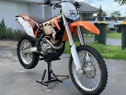 KTM500  exc 10 months Rego, immaculate con Englorie Park Campbelltown Area Preview