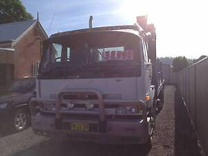 2001 NISSAN UD CW455 6X4 BOGIE DRIVE TABLE TOP Tamworth Tamworth City Preview