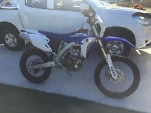 Wr450 Yamaha 2014 immaculate condition Cleveland Redland Area Preview