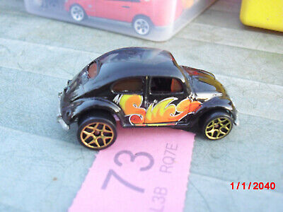 hot wheels 1988 vw beetle metal base