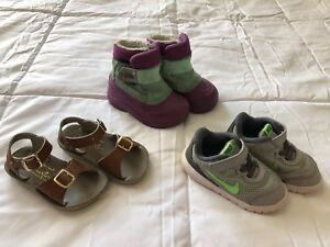Toddler size 6 shoes
