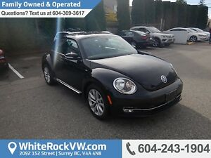 2015 Volkswagen The Beetle 1.8 TSI Comfortline Power Moonroof...