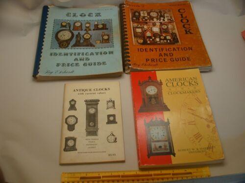 Book 1,538 – Lot 4 clock books